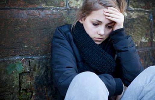 独特按摩法帮你赶走抑郁症