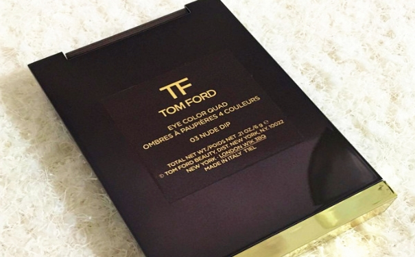 tomford眼影03试色 TomFord眼影03怎么样?(1)